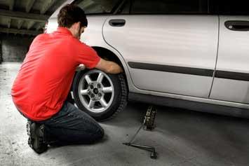 flat tire las vegas