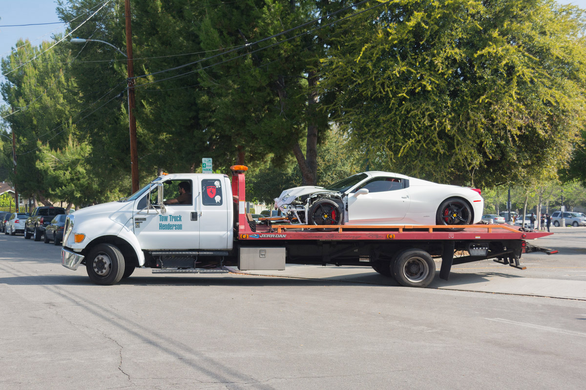 Henderson, NV Towing